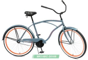 Classic 26′′ Men′s Beach Cruiser Bicycle pictures & photos