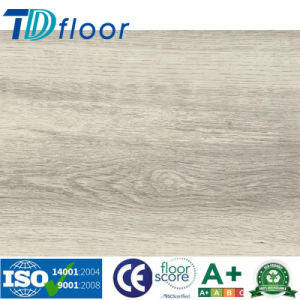 Certified Durable Fireproof Click PVC Vinyl Flooring pictures & photos