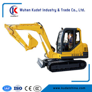 Small Crawler Excavator 7 Tons pictures & photos