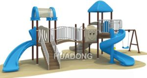 Outdoor Playground (HD-124B) pictures & photos