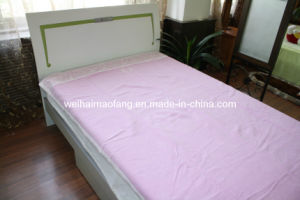 Woven Woolen Cotton Blanket (NMQ-CB005) pictures & photos