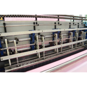 Yuxing Shuttle Lock Stitch Multi-Needle Quilting Machine Computerized pictures & photos
