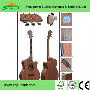 Soild Rosswood Body Guitar with Top Quality pictures & photos