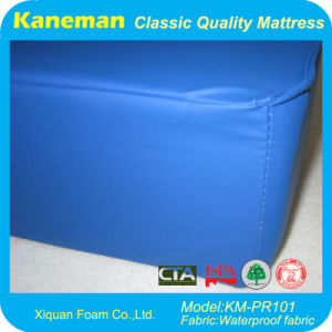 Waterproof Memory Foam Mattress for Nursing Home, Prison, Hospital (KM-PR101) pictures & photos