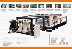 Paper Sheeter (1400/1700/1900) pictures & photos