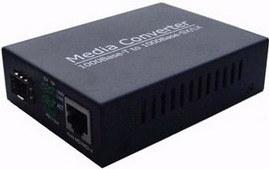SFP Gigabit Media Converter Fiber Optic Equipment pictures & photos