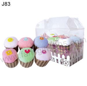 Cake Towel Gift, Cotton Towel Cake (J83)
