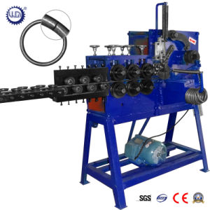 Automatic Mechanical Steel Wire O Ring Making Machine pictures & photos