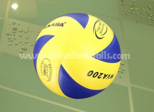 Laminated Leather Volleyball (XVL-21)