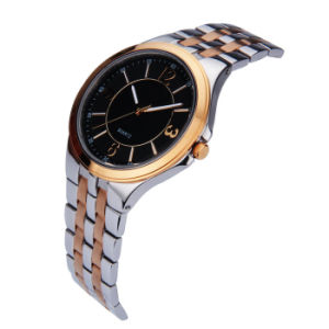 Low MOQ Stainless Steel Watch for Men 2017 pictures & photos