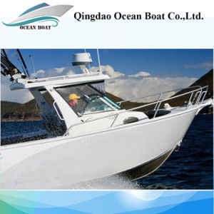 6.25m Designed to Automatic Drain off Water Fishing Boat pictures & photos