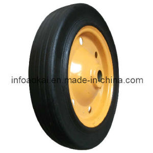 Solid Rubber Wheel (13*3)