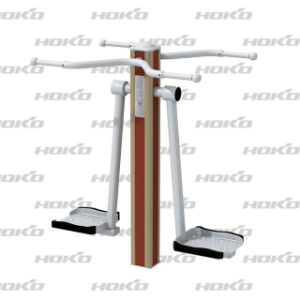 Skier Outdoor Fitness Equipment