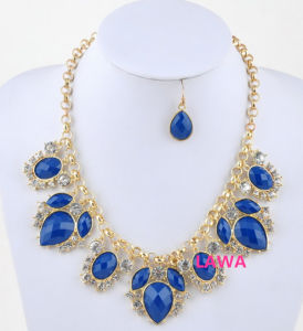 Fashion Lady Necklace (LSS36)