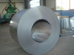 Hot DIP Galvanized Light Steel Coils, Inner Diameter 508-610mm pictures & photos