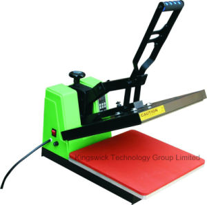 Manual Digital Heat Press Machine, T-Shirt Heat Press Machine pictures & photos