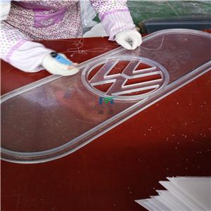 Custom High Precision Acrylic Laser Machining/Acrylic Laser Cutting/Acrylic Fabrication pictures & photos