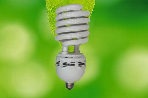 105W Half Spiral Energy Saving Lamp