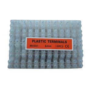 Plastic Terminal Blocks Copper Terminal Blocks PE Material H U V Type pictures & photos