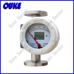 LCD Display Metal Tube Rotameter pictures & photos