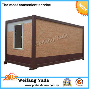 Economic and Easy to Install Container House (YADA)