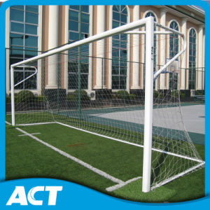 Disassembled Durable Fixed Aluminum Football Goal Posts pictures & photos