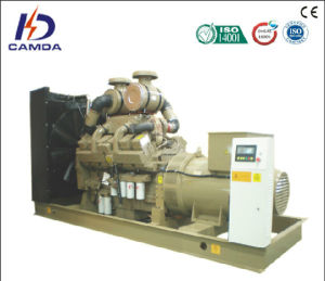 500kw / 625kVA Cummins Diesel Generator with CE and ISO Certificates pictures & photos