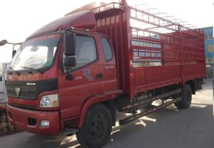 Stake Cargo Box
