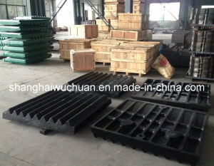 Aftermarket Parts Jaw Plate for Jaw Crusher pictures & photos