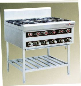 Six Stainless Stock Pot Stove (BZL6) pictures & photos