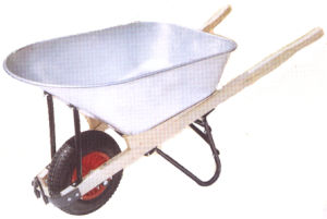 Zinc Plated Wheel Barrow (WH7600) pictures & photos