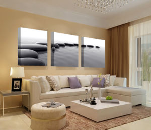 3 Piece Modern Wall Art Printed Painting Canvas Painting Room Decor Framed Art Picture Painted on Canvas Home Decoration Mc-245 pictures & photos