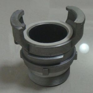 Guillemin Quick Coupling- Male with Lock