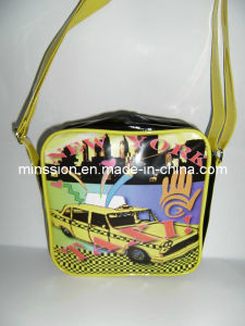 PVC/PU Girls Leisure Single Shoulder Bags (MS8019) pictures & photos
