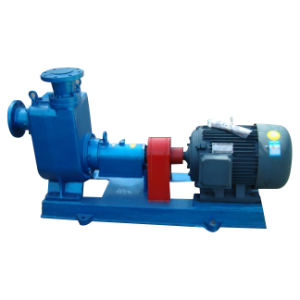 High Efficiency Self-Priming Centrifugal Oil Pump (80CYZ-65) pictures & photos