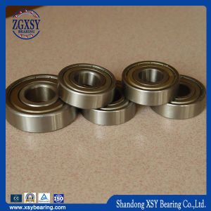 Electrical Vehicles Agricultural Construction Engineering Machinery Deep Groove Ball Bearing pictures & photos