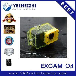 60m Waterproof Sports Camera Excam-04