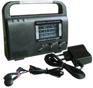 Solar Dynamo Radio (HT-999) pictures & photos