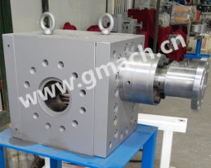 Polymer Melt Pump for Twin Screw Pelleizing Extrusion Line pictures & photos
