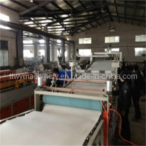 PVC Plastic Sheet/Board/Plate Extrusion Production Line pictures & photos