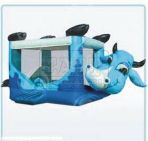 Inflatable Jumper Dog (E1-064)