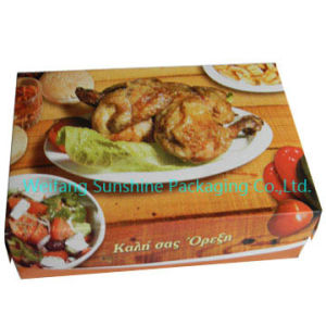 Dessert Foil Lined Paper Boxes (NO. SUNSHINE00094)