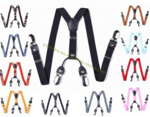 Fashion Baby Toddlers Braces Suspender (BD1002) pictures & photos