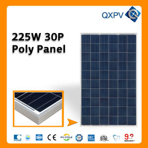30V 225W Poly PV Panel pictures & photos