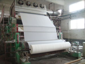 Waste Paper Recycling Machine, Toilet Paper Machine pictures & photos