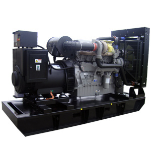 Diesel Generating Set (CUMMINS, 25KW-1250KW, 60HZ)