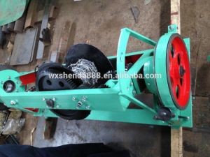 Low MOQ High Capacity Barbed Wire Making Machine pictures & photos