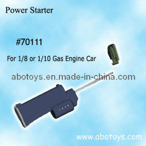 Power Starter for 1: 8 or 1: 10 Nitro or Gas Engine Car (AT-70111)