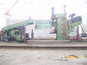 6000mm Ring Rolling Mill and Machine