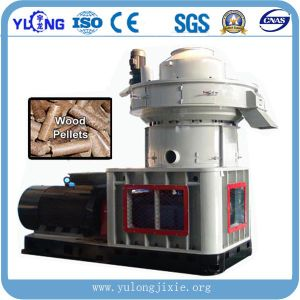 Vertical Ring Die Biomass Wood Sawdust Pellet Mill pictures & photos
